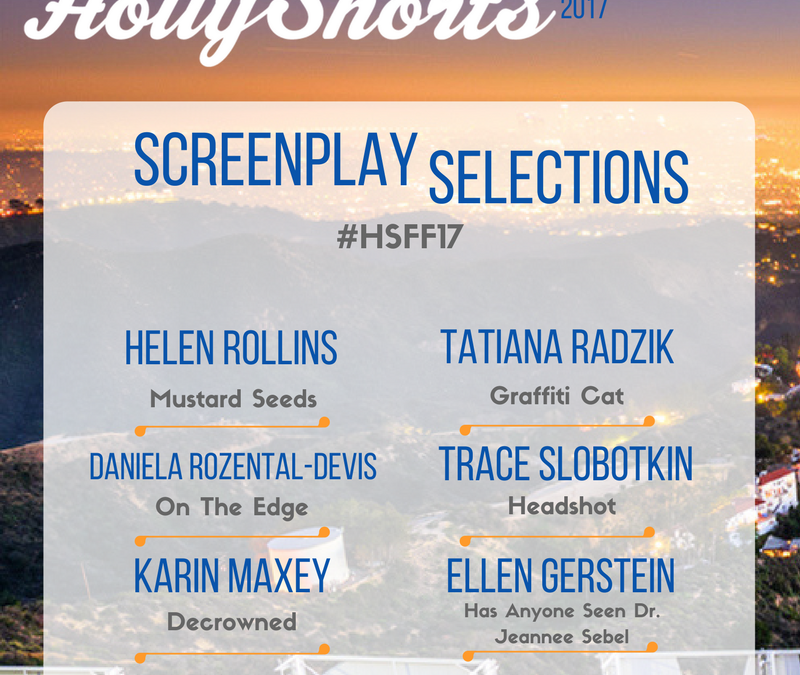 13th Annual HollyShorts Film Festival screenplay contest