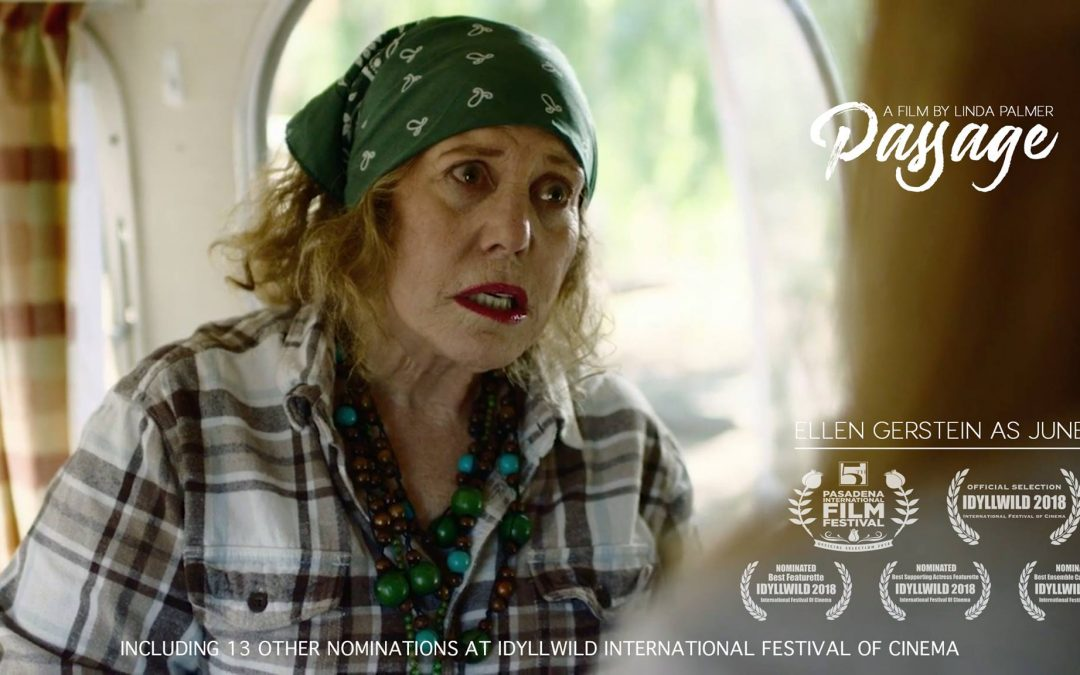 Ellen is nominated for Best Supporting Actress at Idyllwild International Festival Of Cinema