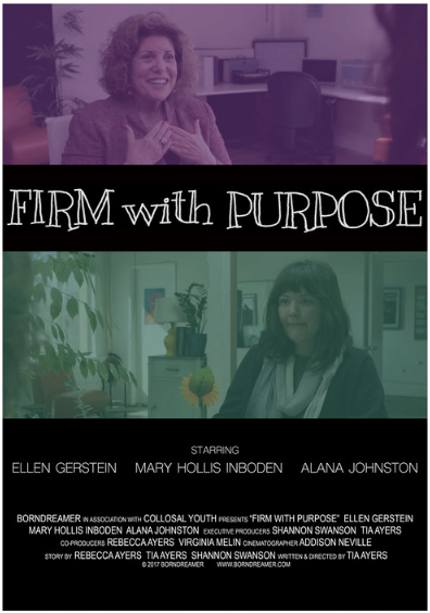 Firm With Purpose by the Ayer sisters is HOT, HOT, HOT!
