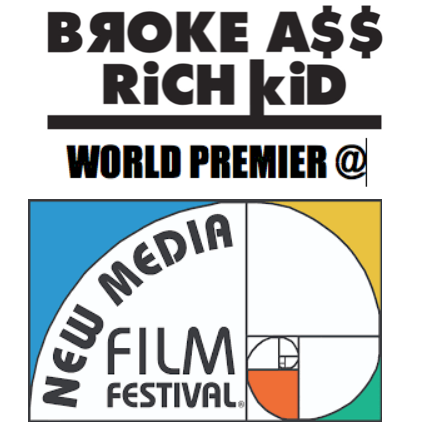 World premier at The New Media Film Festival June 17th