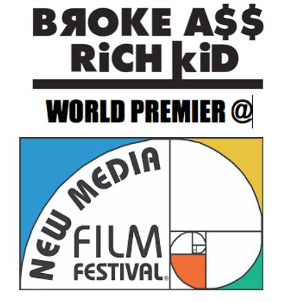 World premier at The New Media Film Festival June 17th