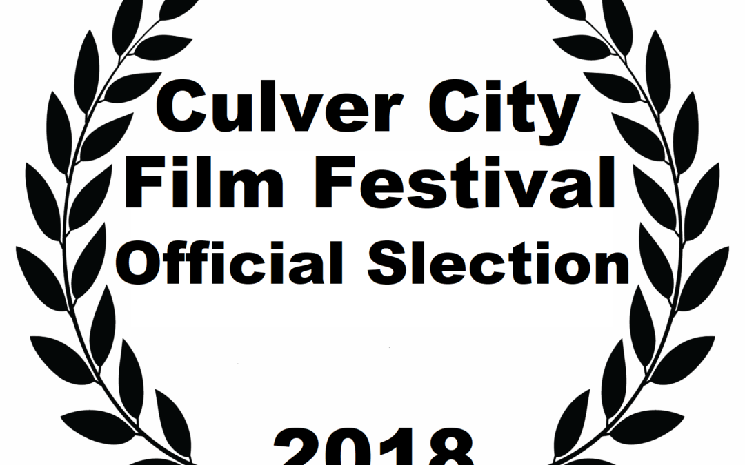 Official Selection at Culver City Film Festival